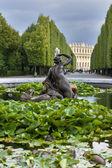 Schonbrunn Palace Garden — Stock Photo