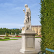 Royalty-Free Stock Photo: Statue in Schonbrunn garden