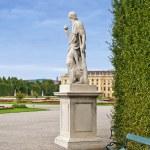Statue in Schonbrunn garden — Stock Photo