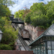 Stock Photo: Budapest Funicular