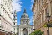 St. Stephen Basilica, Budapest, Hungary — Stock Photo