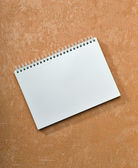 Spiral notebook — Stock Photo