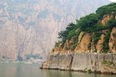 Lake Yansaj. China — Stockfoto
