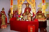 Chinese deities — Stock Photo
