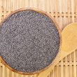 Stock Photo: Poppy seeds