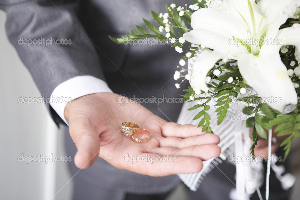 Лилия жених и невеста цветок