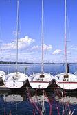 帆ボート — ストック写真