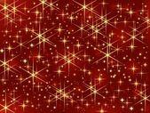Magic stars / Christmas sparkle — Stock Vector