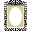 Decorative vintage frame — Stock Vector #4022599