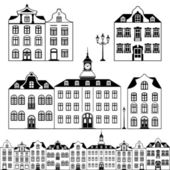 City scene — Stock Vector