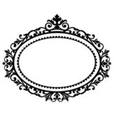 Decorative frame — Stockvektor