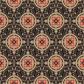 Oriental pattern — Stock Vector