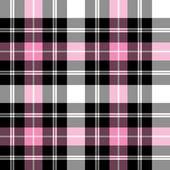 Tartan plaid vector pattern — Stock Vector