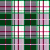 Checkered tartan pattern — Stock Vector