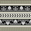 Set of antique borders — Stock Vector #5330723