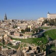 Toledo in Spain - Stock Photo