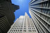 Skyscrapers in New York — Stock Photo