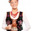 Royalty-Free Stock Photo: Traditional Polish girl
