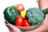Vegetable bowl — Stock Photo