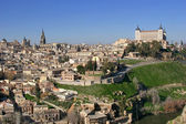 Toledo in Spain — Stock Photo