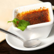 Royalty-Free Stock Photo: Creme brulee