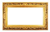 Gold frame — Stock Photo