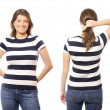 Front and back — Stock Photo #5159356