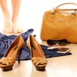 Female must haves - Stock Photo