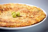 Tortilla española — Foto de Stock