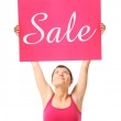 Spring sale — Stock Photo #5364102