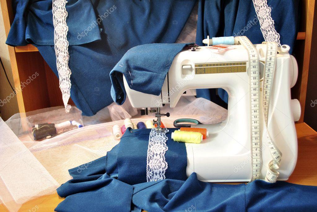 Как сшить себе платье на машинке 656
