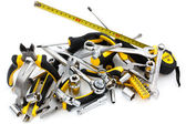 Bunch of tools — Stock Photo