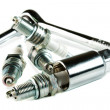 Spark Plugs — Stock Photo