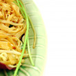 Pad Thai Fried noodle — Stock Photo
