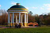 Arbor in Sviblovo — Stock Photo