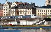 Metro Stockholm — Stock Photo