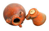 Ancient amphora — Stock Photo