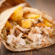 Shawarma — Stock Photo