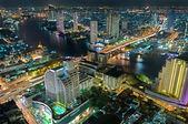 One night in Bangkok — Stock Photo