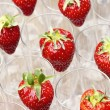Royalty-Free Stock Photo: Strawberries in flute glasses