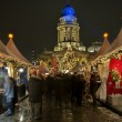 Stock Photo: Gendarmenmarkt at night