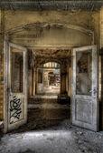 Beelitz Heilstätten — Stock Photo