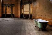 Take a bath — Stock Photo