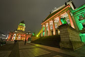 Berlin by night — Stock Photo