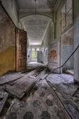 Beelitzer Heilstätten — Stock Photo