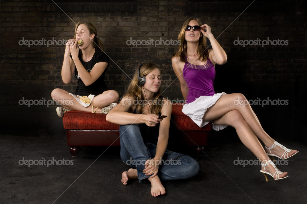 See no evis, speak no evil, hear no evil — Stock Photo #4183038