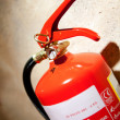Extinguisher — Stock Photo #4226639