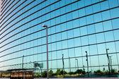Arkitekturen bakgrund — Stockfoto