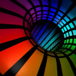 图库照片: Abstract colorful background