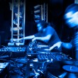 Disc-jockeys — Stockfoto
